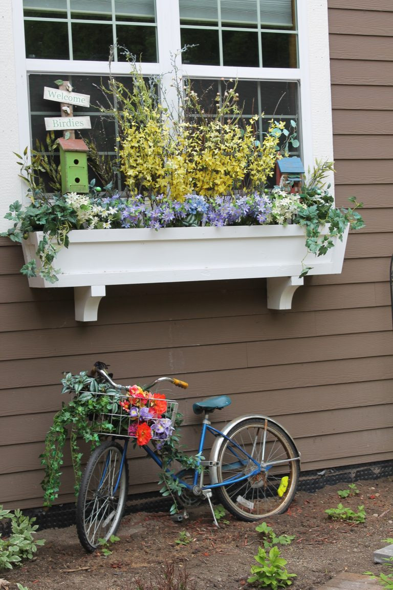 Best ideas about DIY Window Box . Save or Pin Beautiful DIY Window Box Ideas with Curb Appeal The Now.