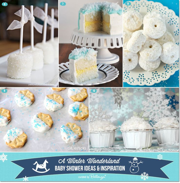 Best ideas about DIY Winter Wonderland Baby Shower Decorations . Save or Pin 2133 best BABY SHOWER THEMES images on Pinterest Now.