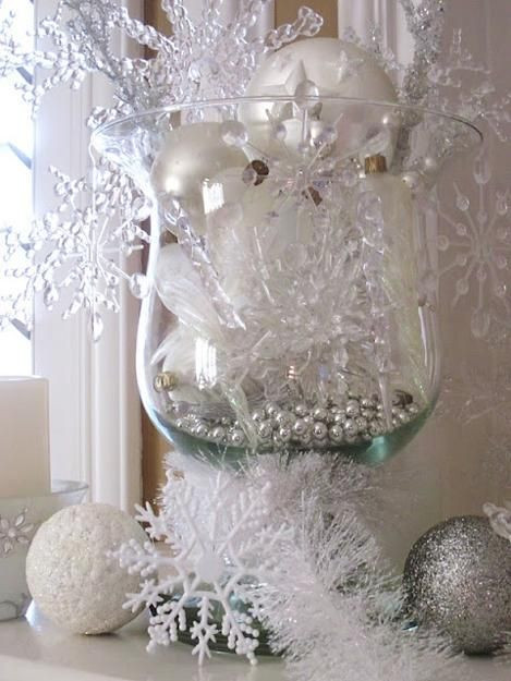 Best ideas about DIY Winter Wonderland Baby Shower Decorations . Save or Pin 5 Snowflake Decorations for Your Winter Wonderland Baby Now.