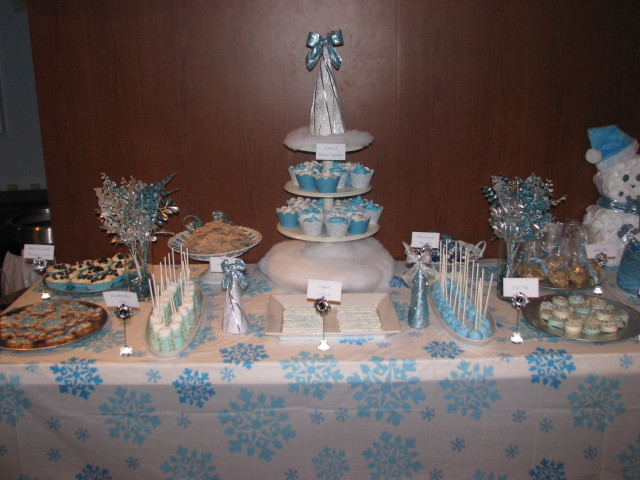 Best ideas about DIY Winter Wonderland Baby Shower Decorations . Save or Pin S amore Cake Winter Wonderland Baby Shower Now.