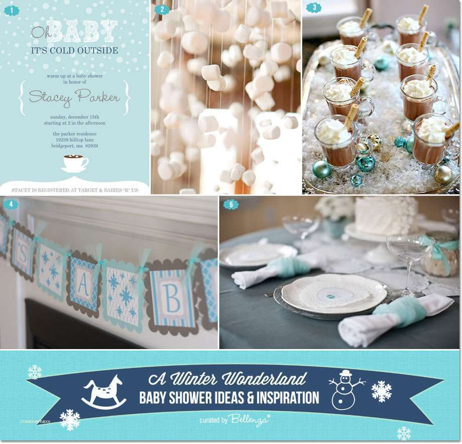 Best ideas about DIY Winter Wonderland Baby Shower Decorations . Save or Pin Greatful Diy Winter Wonderland Decorating Ideas Creative Now.