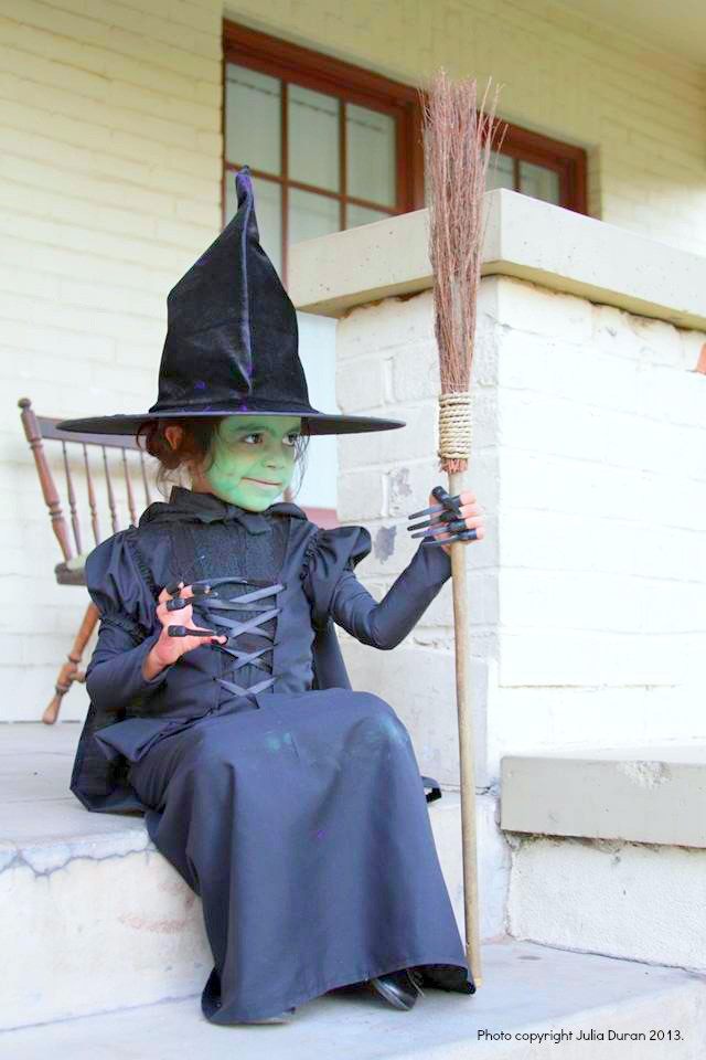 Best ideas about DIY Witch Costume For Kids . Save or Pin DIY Halloween Kid Costumes Crafty Chica™ Now.
