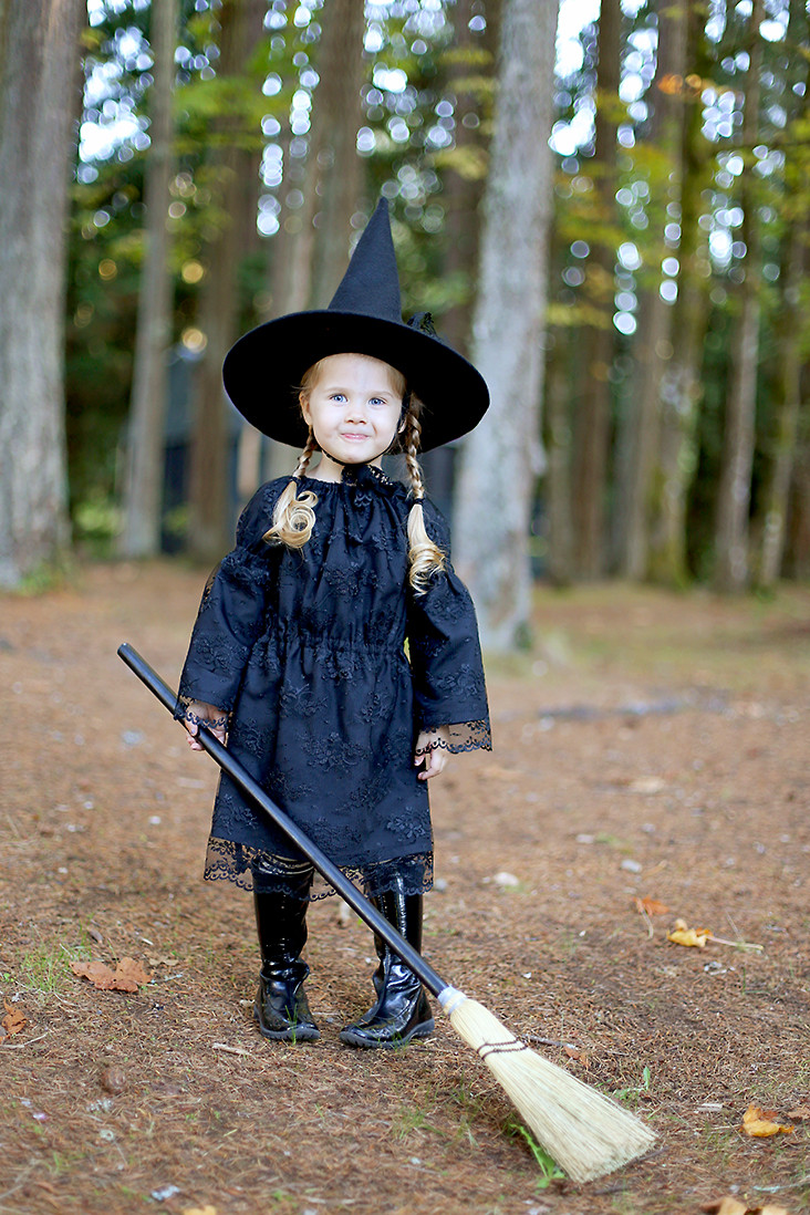 Best ideas about DIY Witch Costume For Kids . Save or Pin Free Witch Hat Pattern DIY Witch Costume Sew Much Ado Now.