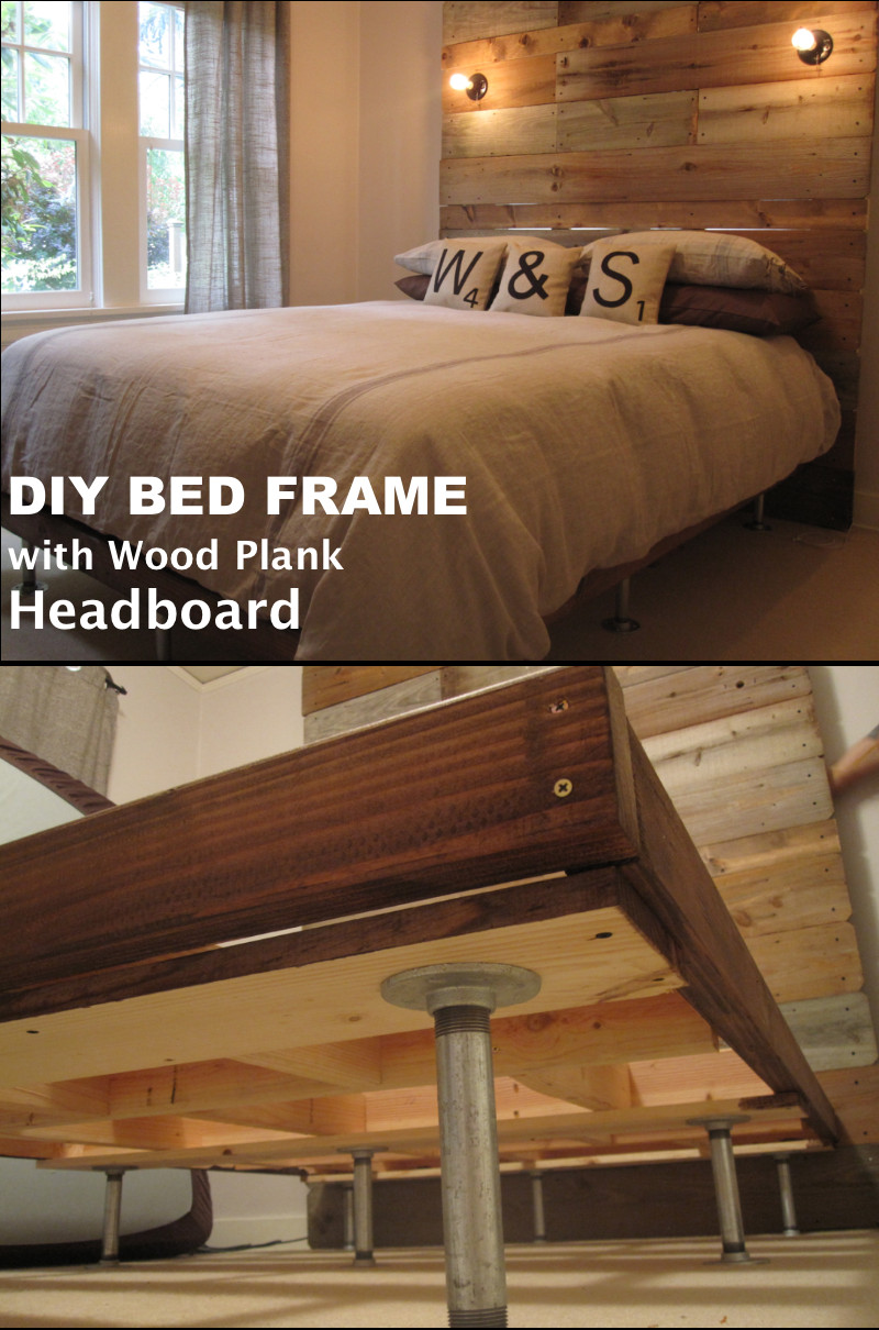 Best ideas about DIY Wood Beds . Save or Pin 36 Easy DIY Bed Frame Projects to Upgrade Your Bedroom Now.