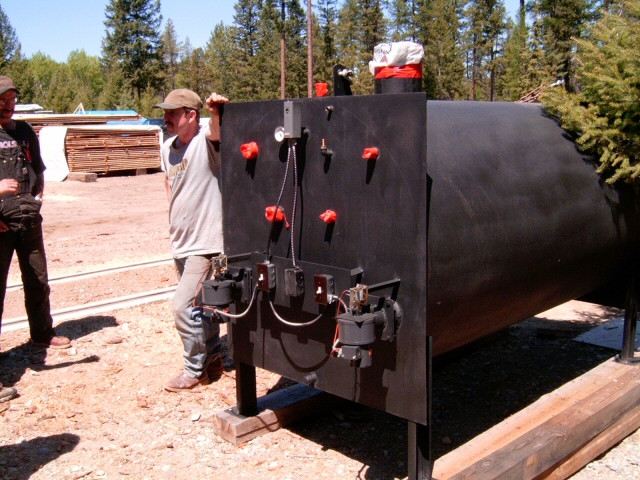 Best ideas about DIY Wood Boilers . Save or Pin Homemade Wood Boiler Plans PDF Woodworking Now.