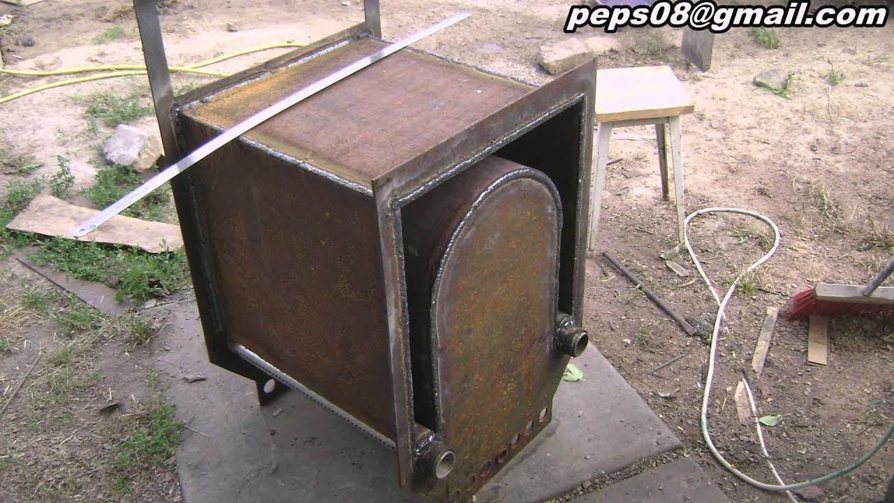 Best ideas about DIY Wood Boilers . Save or Pin Піролізний котел homemade wood boiler Now.