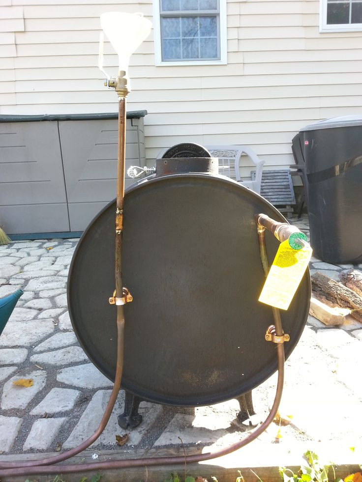 Best ideas about DIY Wood Boilers . Save or Pin 74 best images about DIY Barrel Stove Outdoor Furnace on Now.