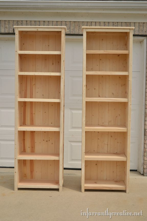 Best ideas about DIY Wood Bookshelves . Save or Pin 17 Best ideas about Diy Bookcases on Pinterest Now.
