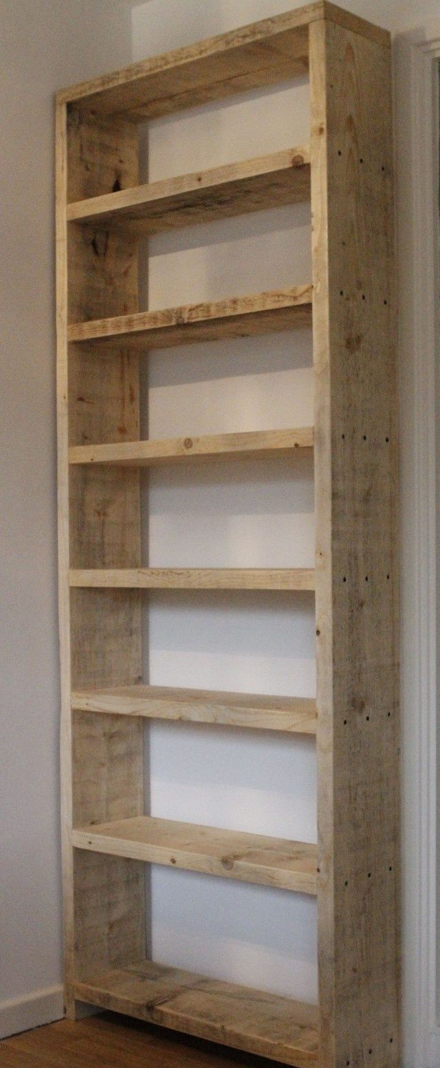 Best ideas about DIY Wood Bookshelves . Save or Pin Best 25 Homemade bookshelves ideas on Pinterest Now.