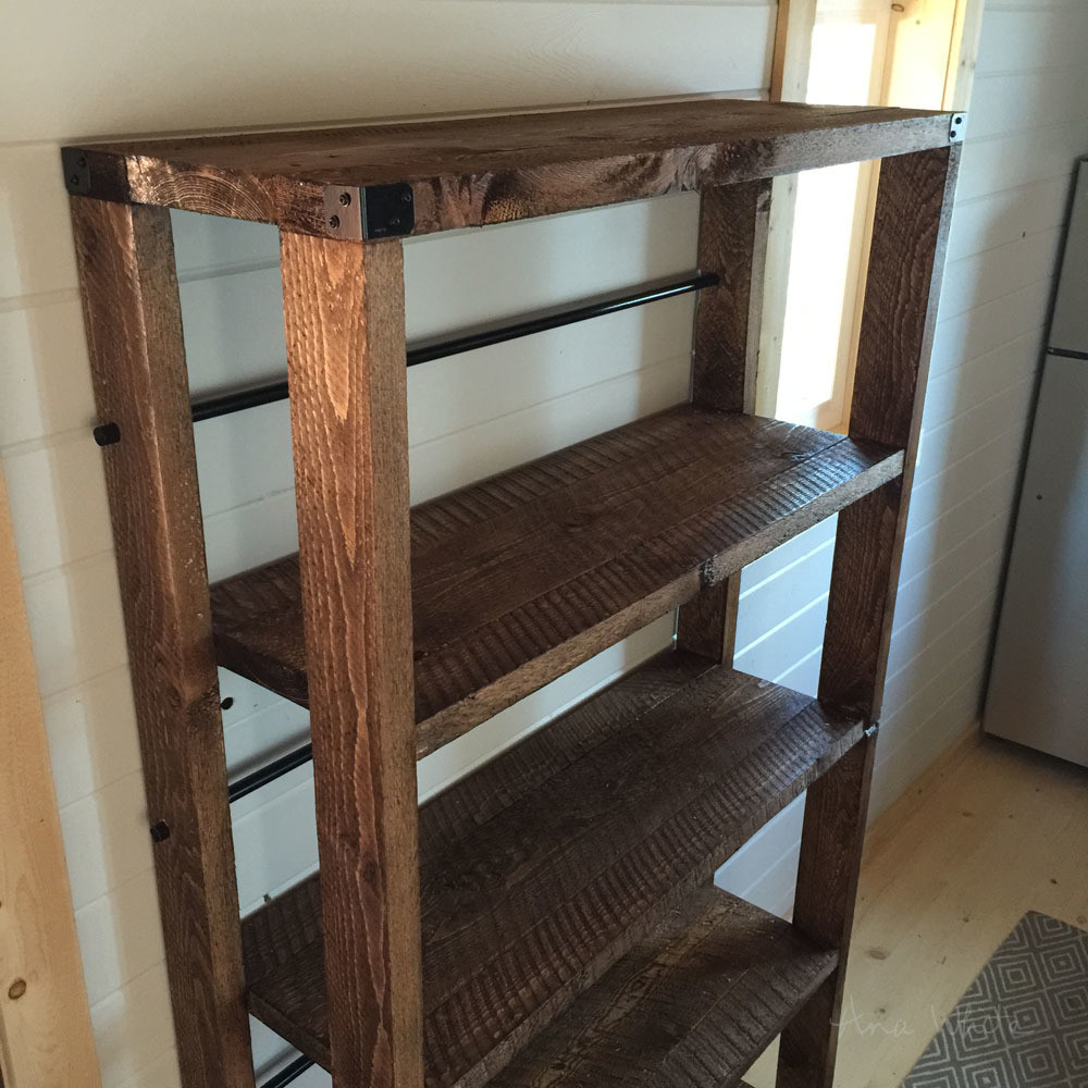 Best ideas about DIY Wood Bookshelves . Save or Pin Ana White Now.
