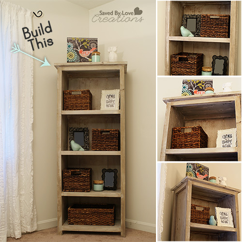 Best ideas about DIY Wood Bookshelves . Save or Pin How to Build a DIY Reclaimed Wood Bookshelf Now.