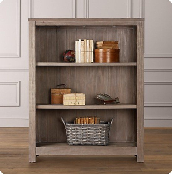 Best ideas about DIY Wood Bookshelves . Save or Pin Rustic Wood Bookshelf Now.