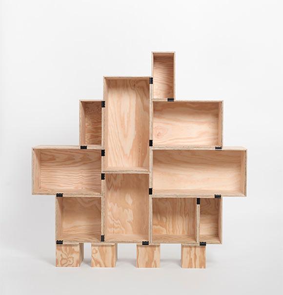 Best ideas about DIY Wood Bookshelves . Save or Pin 40 Easy DIY Bookshelf Plans Now.