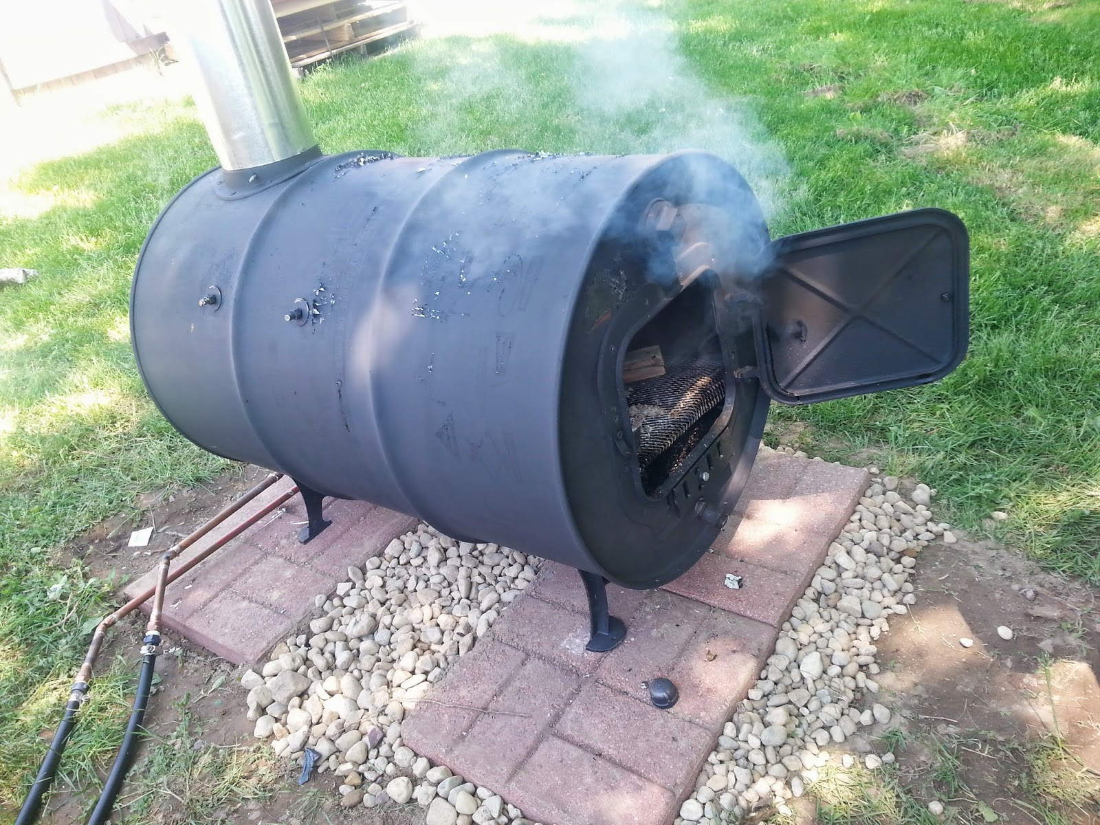 Best ideas about DIY Wood Burning Pool Heater . Save or Pin Best DIY pool heater for your swimming pool Now.