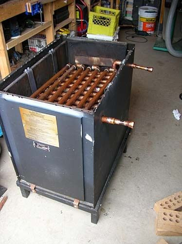Best ideas about DIY Wood Burning Pool Heater . Save or Pin homemade propane pool heater Now.