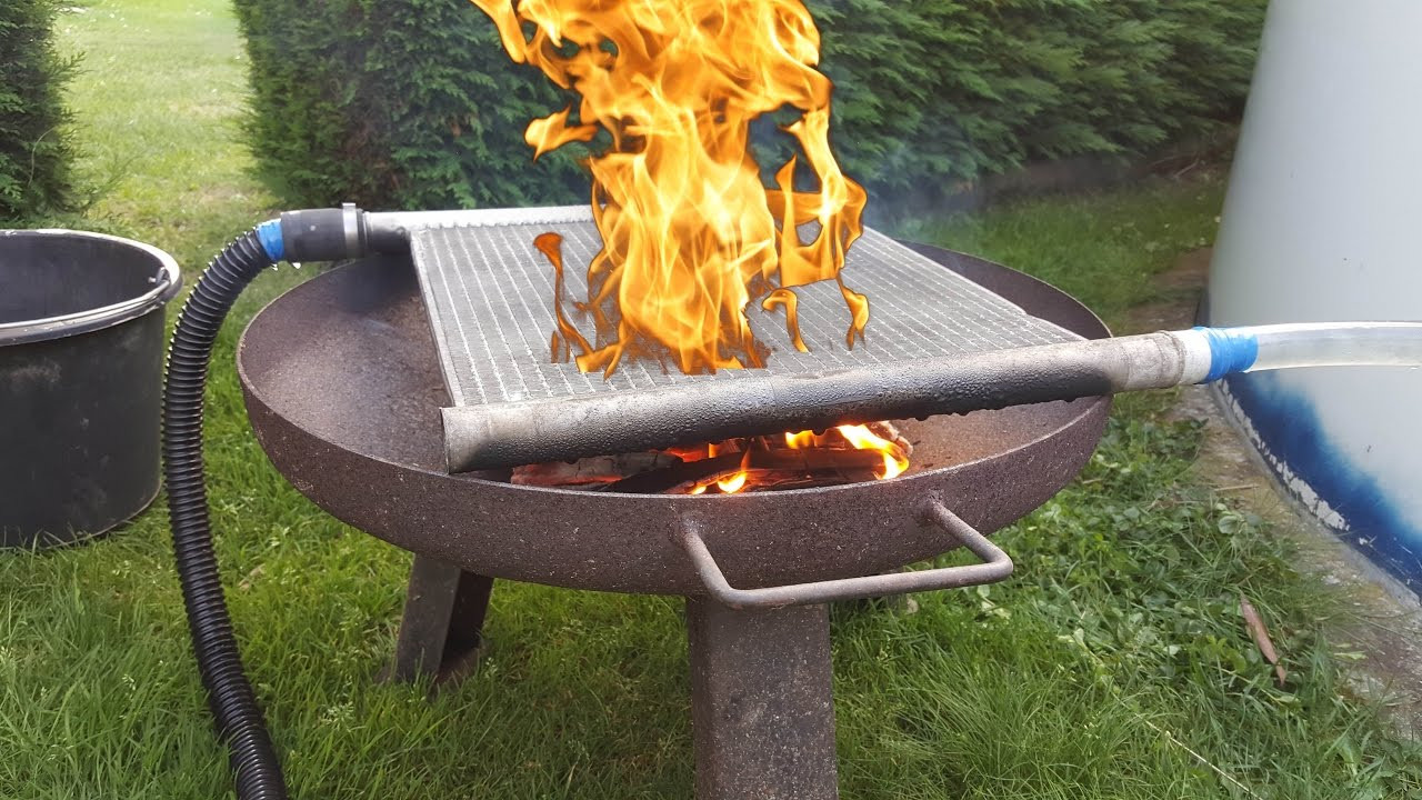 Best ideas about DIY Wood Burning Pool Heater . Save or Pin DIY pool heater easy selfmade wood Now.