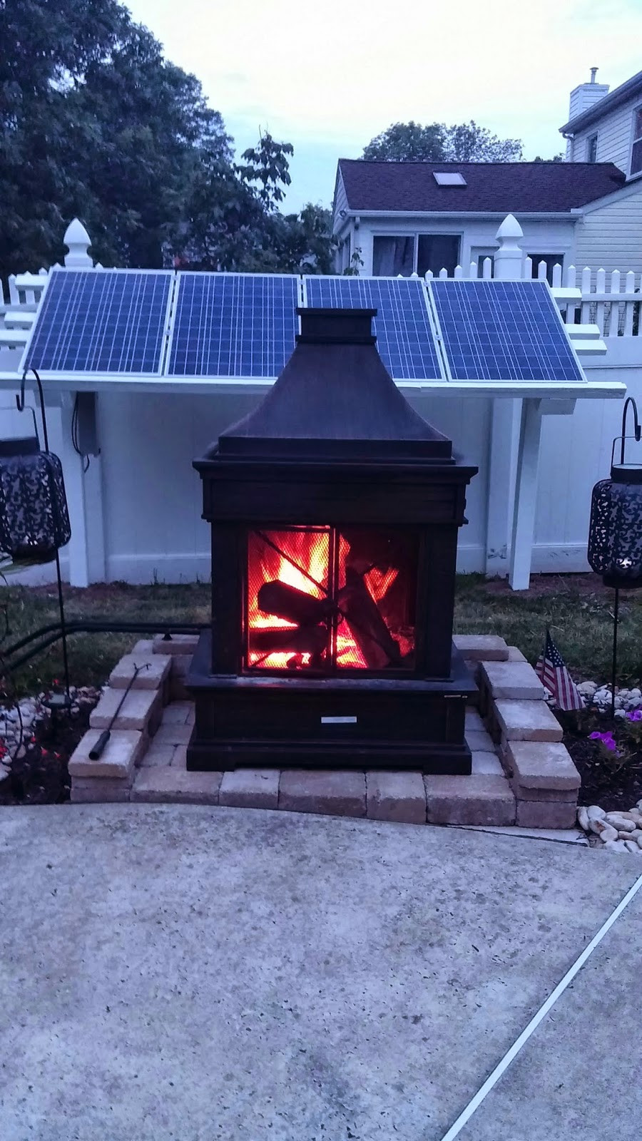 Best ideas about DIY Wood Burning Pool Heater . Save or Pin Solar Panels Wind Turbine Blog Leamy Electric Inc Wood Now.