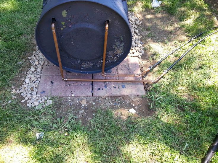 Best ideas about DIY Wood Burning Pool Heater . Save or Pin Wood Burning Pool Heater Heat Your Pool For Free Now.