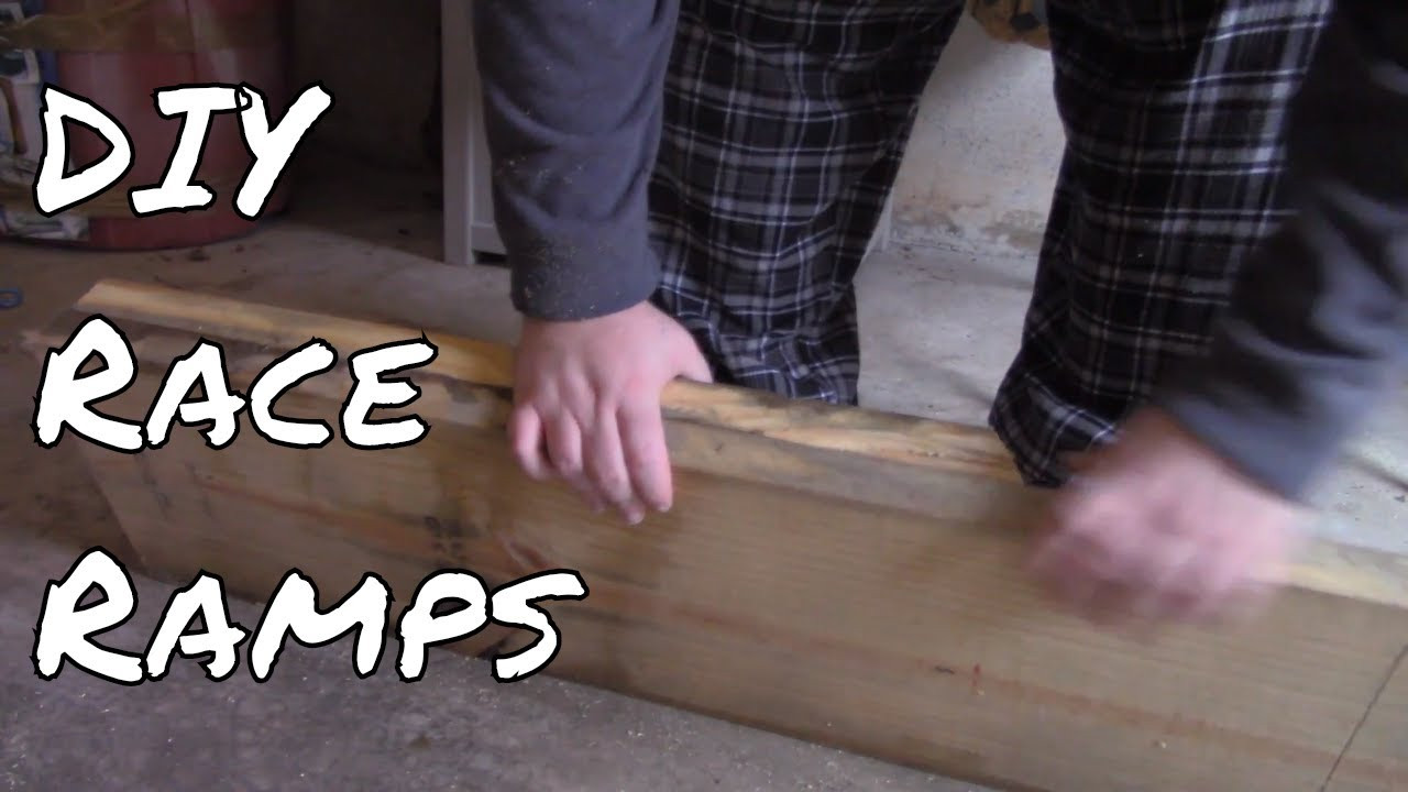 Best ideas about DIY Wood Car Ramps . Save or Pin DIY Low Profile Car Ramp Bud Race Ramps Now.