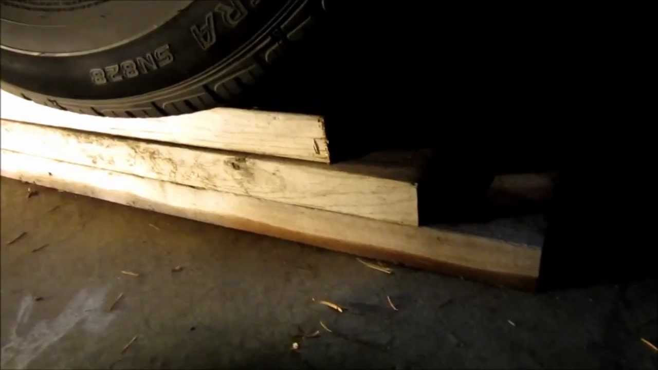 Best ideas about DIY Wood Car Ramps . Save or Pin Cheap and quick DIY car ramps from wood boards when Now.
