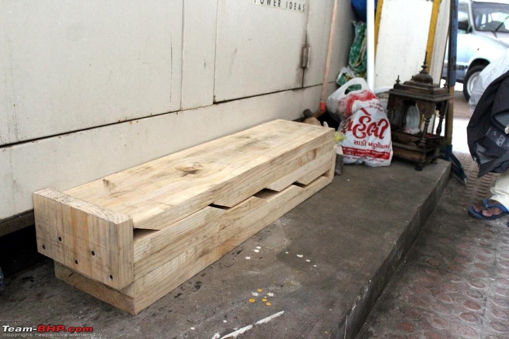 Best ideas about DIY Wood Car Ramps . Save or Pin DIY Inexpensive home made Car Ramps Team BHP Now.