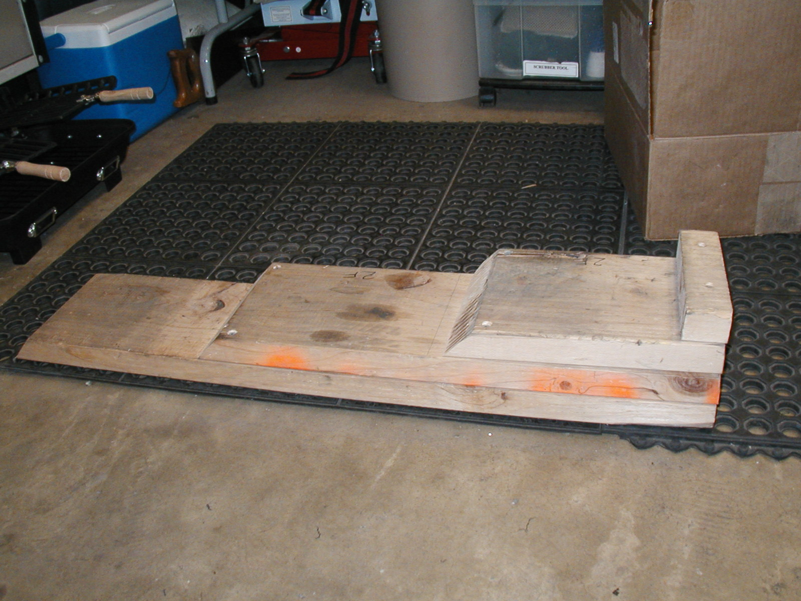 Best ideas about DIY Wood Car Ramps . Save or Pin Wooden Car Ramps Page 2 Drive Accord Honda Forums Now.
