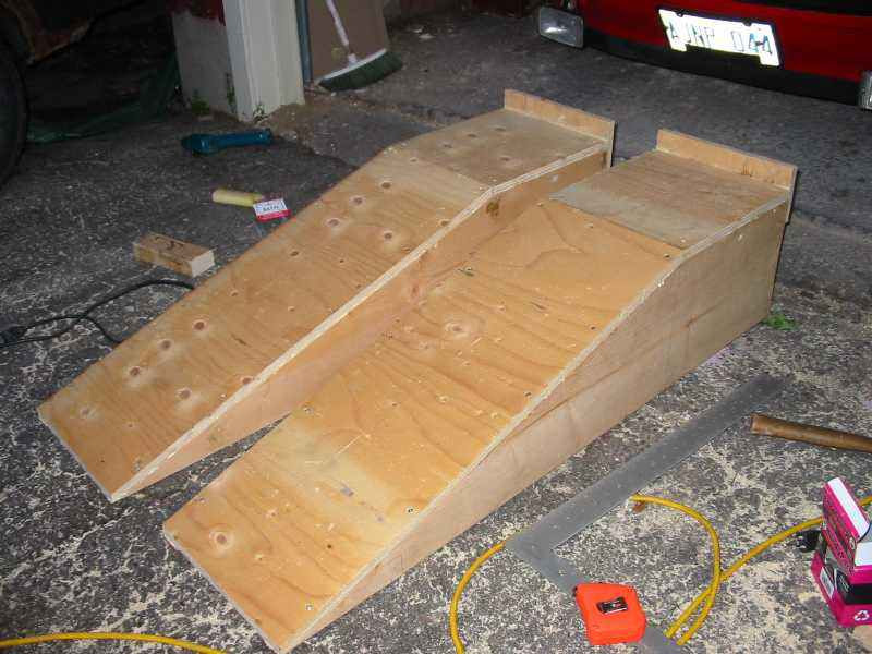 Best ideas about DIY Wood Car Ramps . Save or Pin Wood shed designs 911 conspiracy Info Sanglam Now.