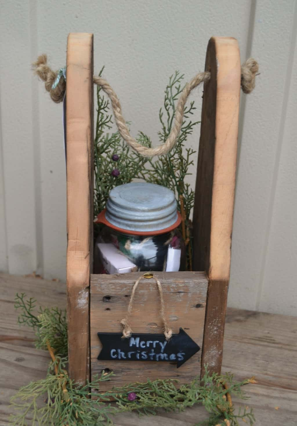 Best ideas about DIY Wood Christmas Gifts . Save or Pin TEA LOVER S MASON JAR CHRISTMAS GIFT IDEA DIY Now.