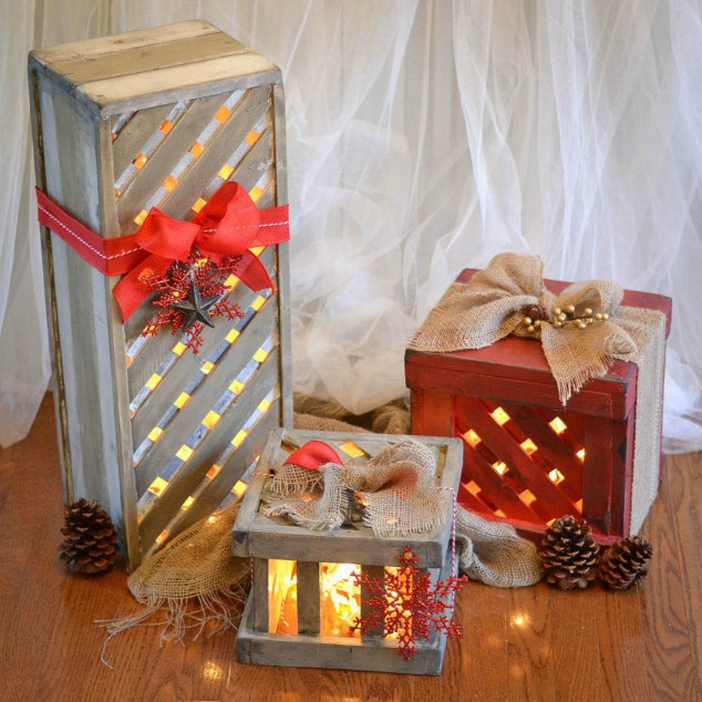 Best ideas about DIY Wood Christmas Gifts . Save or Pin Make Your Porch Look Amazing With These DIY Christmas Now.