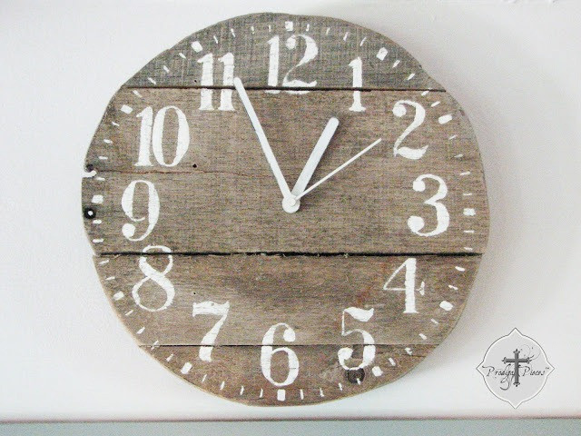 Best ideas about DIY Wood Clocks . Save or Pin 6 Sizzling DIY Clocks Home Decor Now.