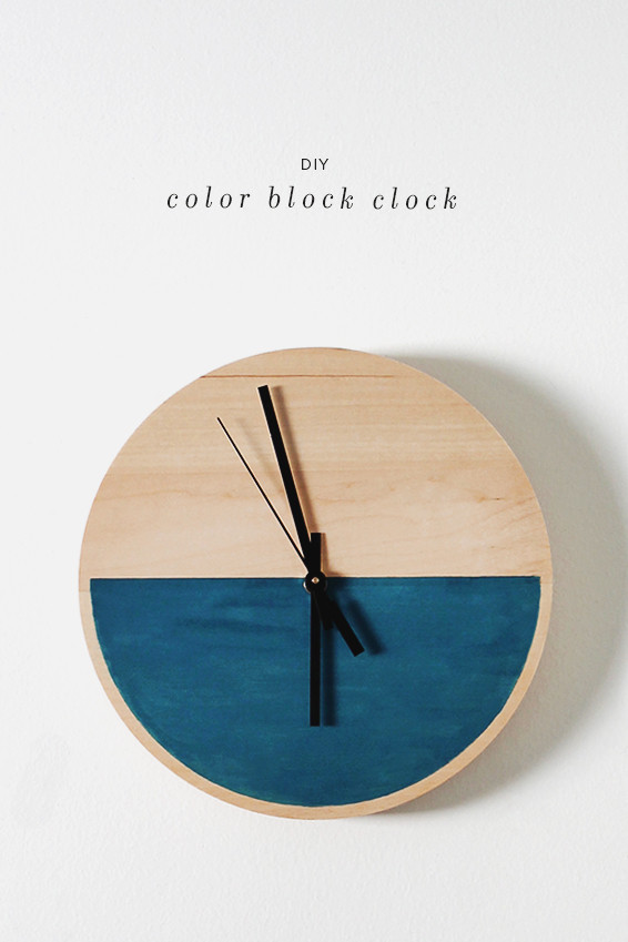 Best ideas about DIY Wood Clocks . Save or Pin DIY Clock Ideas The Idea Room Now.