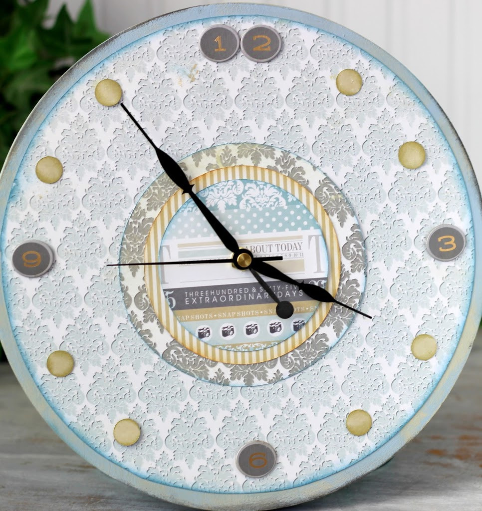 Best ideas about DIY Wood Clocks . Save or Pin DIY Wood Clock Now.