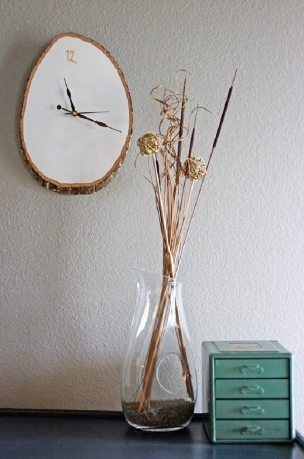 Best ideas about DIY Wood Clocks . Save or Pin Unique DIY Wall Clocks Refurbished Ideas Now.