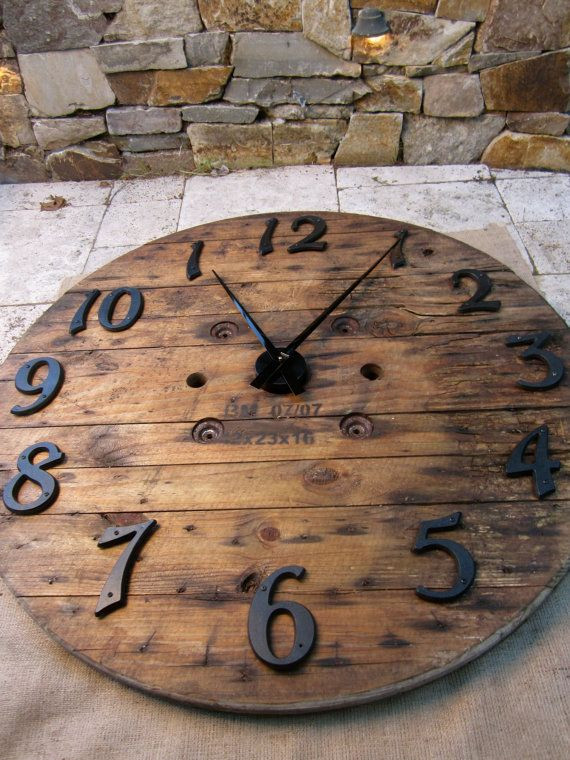 Best ideas about DIY Wood Clocks . Save or Pin 19 Beautiful DIY Wall Clock Ideas in 2019 Now.
