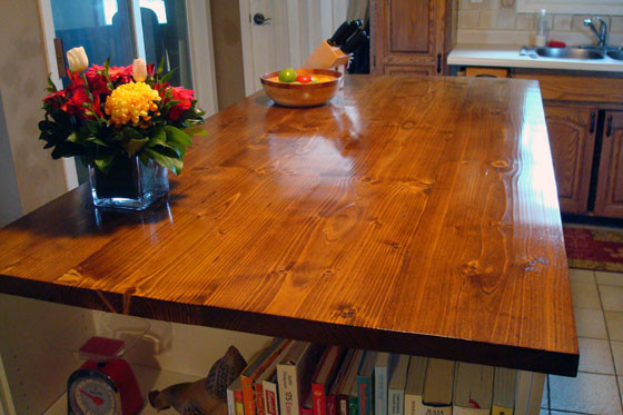 Best ideas about DIY Wood Countertops . Save or Pin How to make a wood countertop Now.