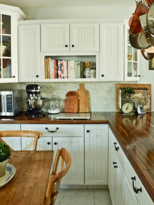 Best ideas about DIY Wood Countertops . Save or Pin 12 DIY Wooden Kitchen Countertops To Make Shelterness Now.