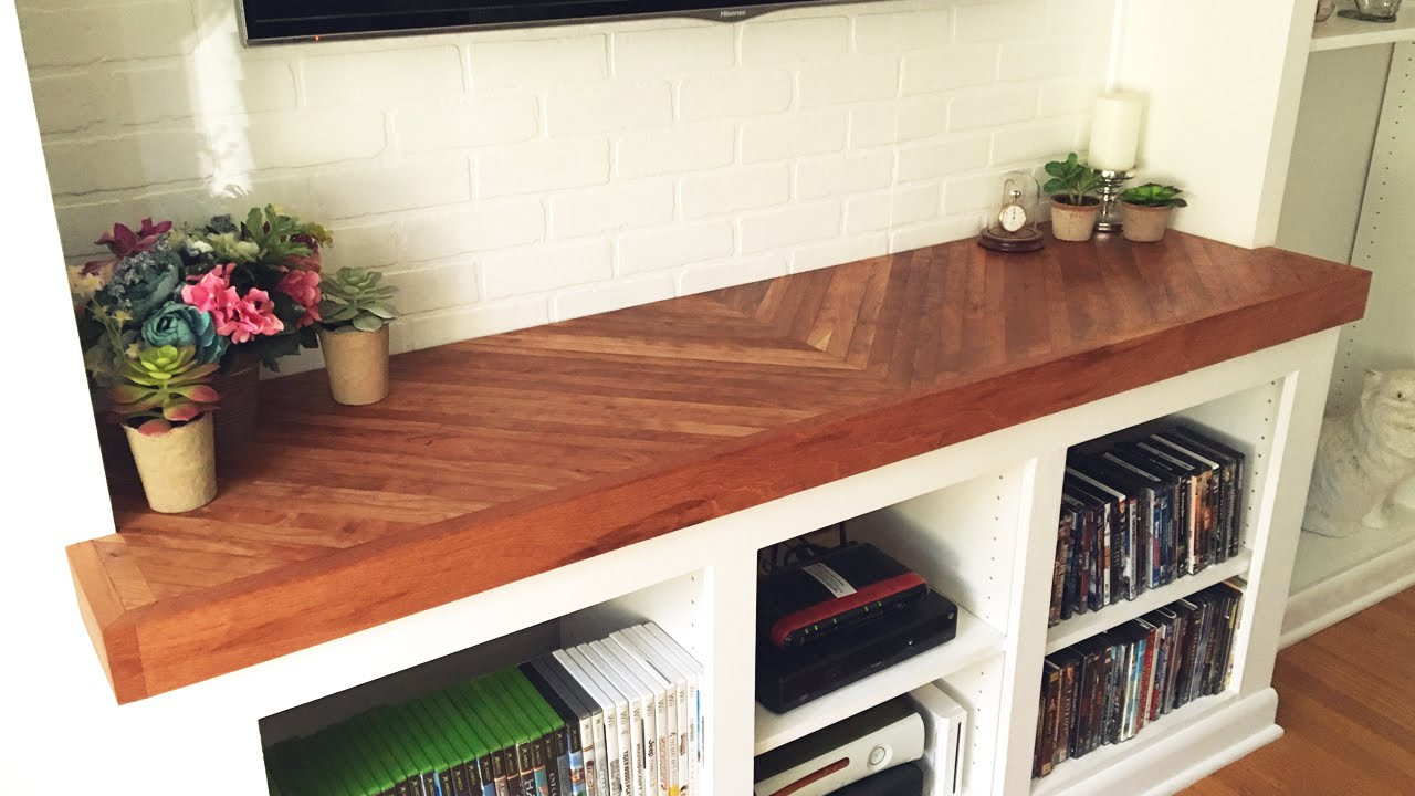 Best ideas about DIY Wood Countertops . Save or Pin DIY Wooden Countertop Now.