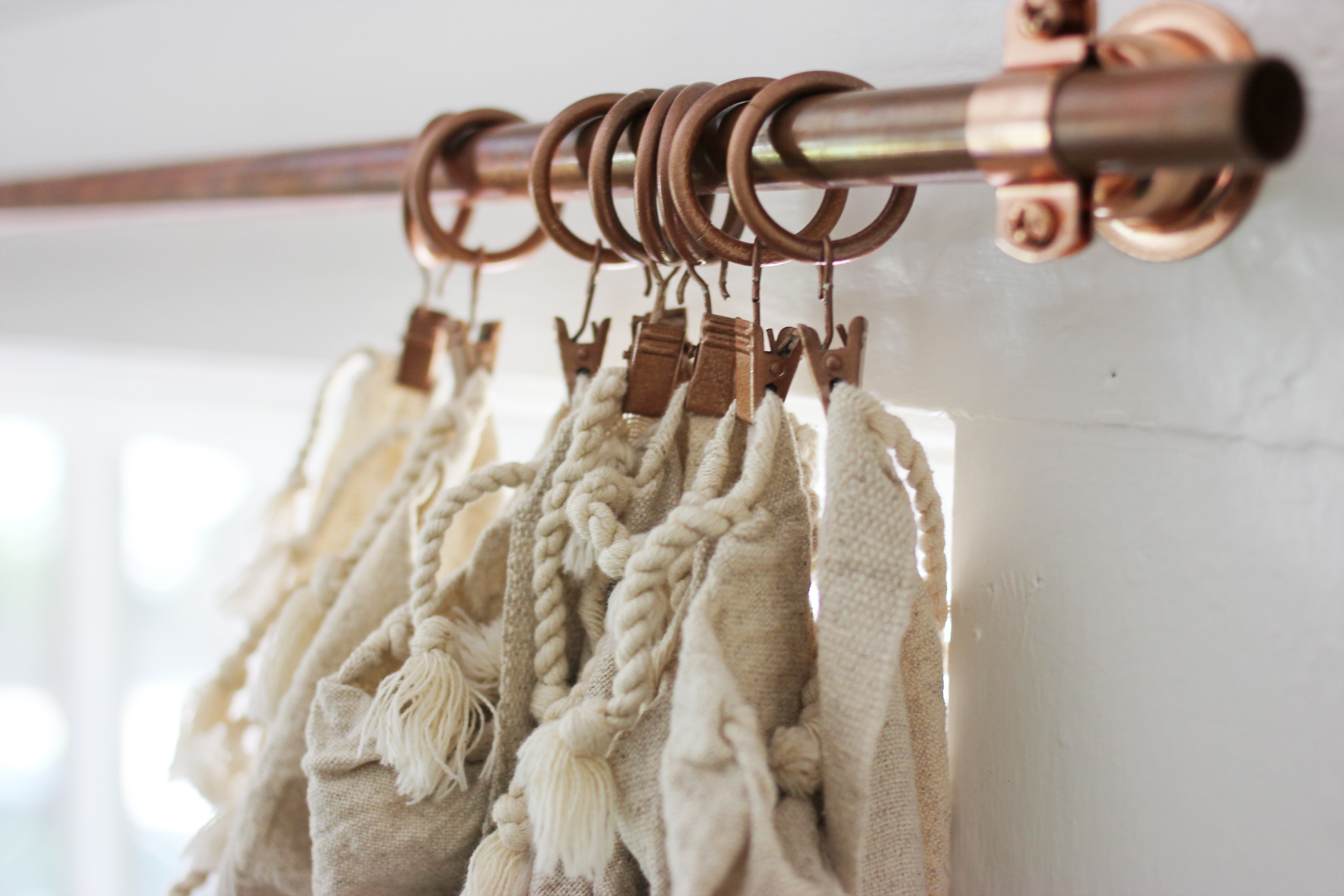 Best ideas about DIY Wood Curtain Rod . Save or Pin 16 DIY Curtain Rods And Finials Crafts Shelterness Now.