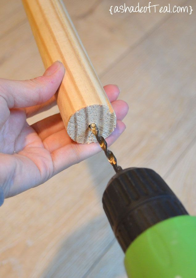 Best ideas about DIY Wood Curtain Rod . Save or Pin 1000 ideas about Diy Curtain Rods on Pinterest Now.