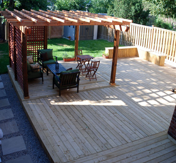 Best ideas about DIY Wood Decking . Save or Pin Woodwork Diy Wood Deck PDF Plans Now.