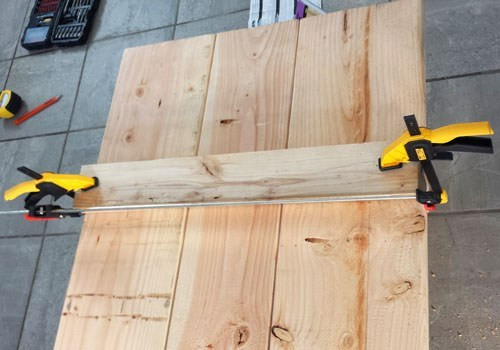 Best ideas about DIY Wood Desk Top . Save or Pin How To Build A Solid Wood Desktop Using Framing Lumber Now.