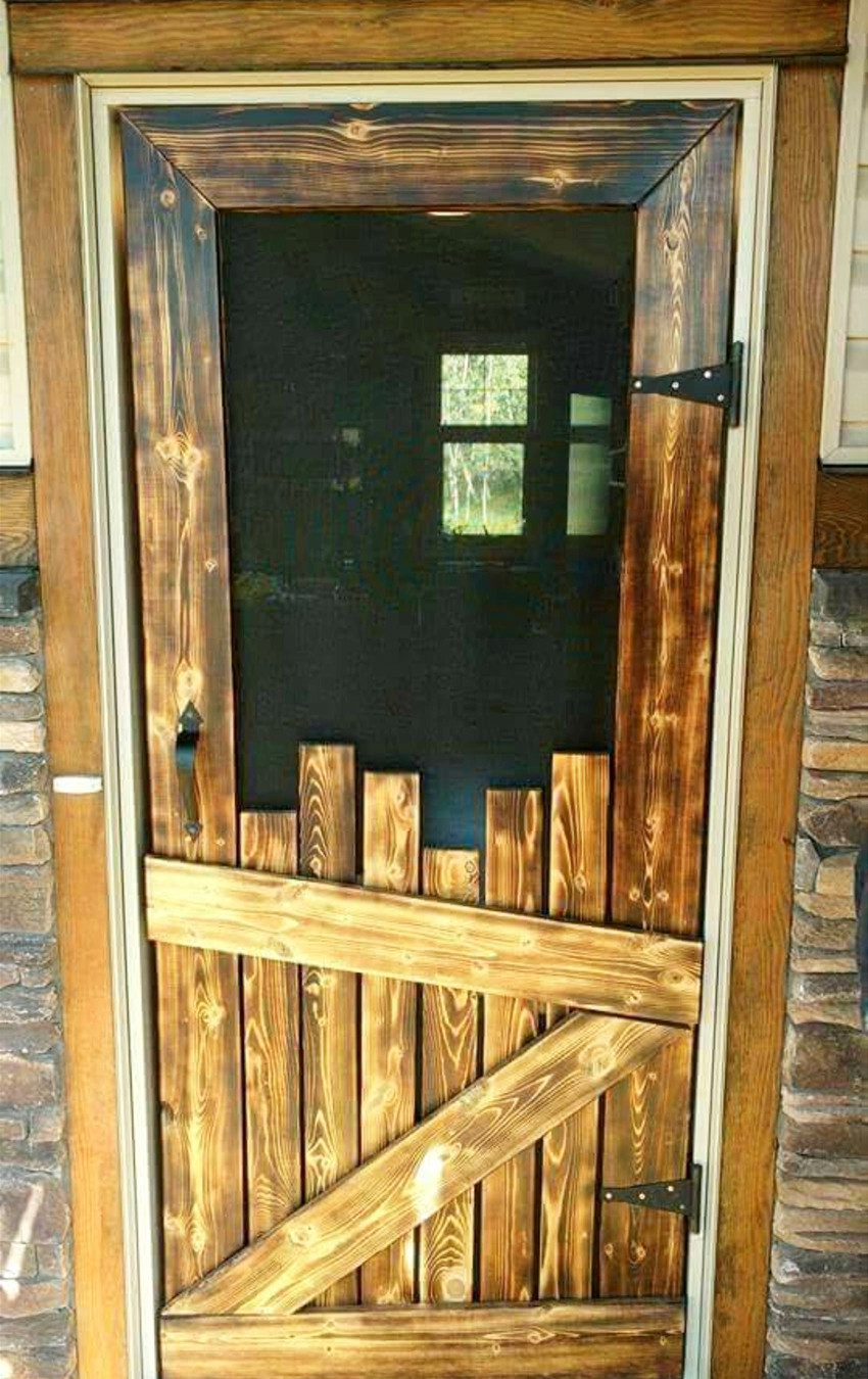 Best ideas about DIY Wood Doors . Save or Pin Pallet Projects 19 Clever Crafty and Easy DIY Pallet Now.
