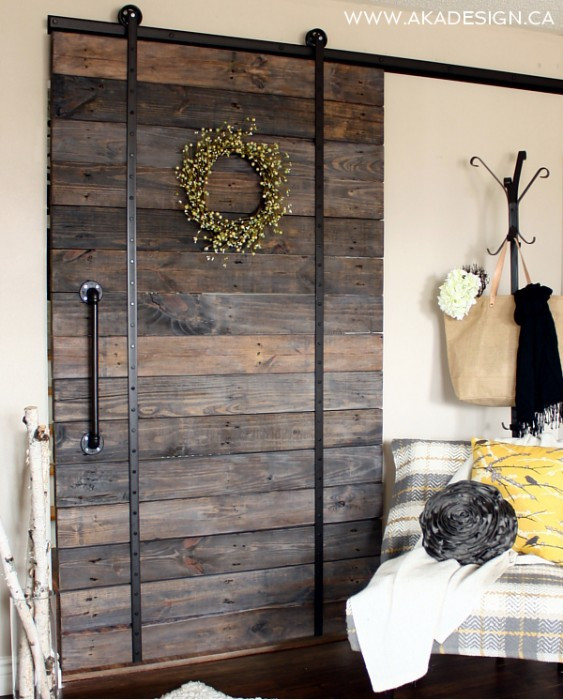 Best ideas about DIY Wood Doors . Save or Pin 50 Ways To Use Interior Sliding Barn Doors In Your Home Now.