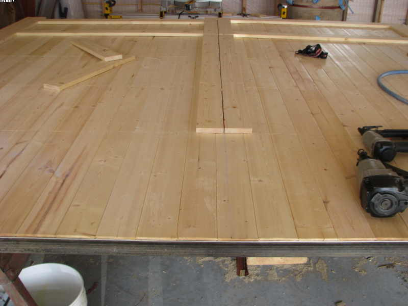 Best ideas about DIY Wood Garage Doors . Save or Pin Homemade Doors & Homemade Wood Door Latch Now.