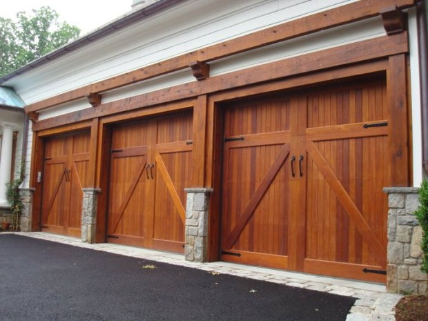 Best ideas about DIY Wood Garage Doors . Save or Pin Diy wood garage door insulation Plans DIY How to Make Now.