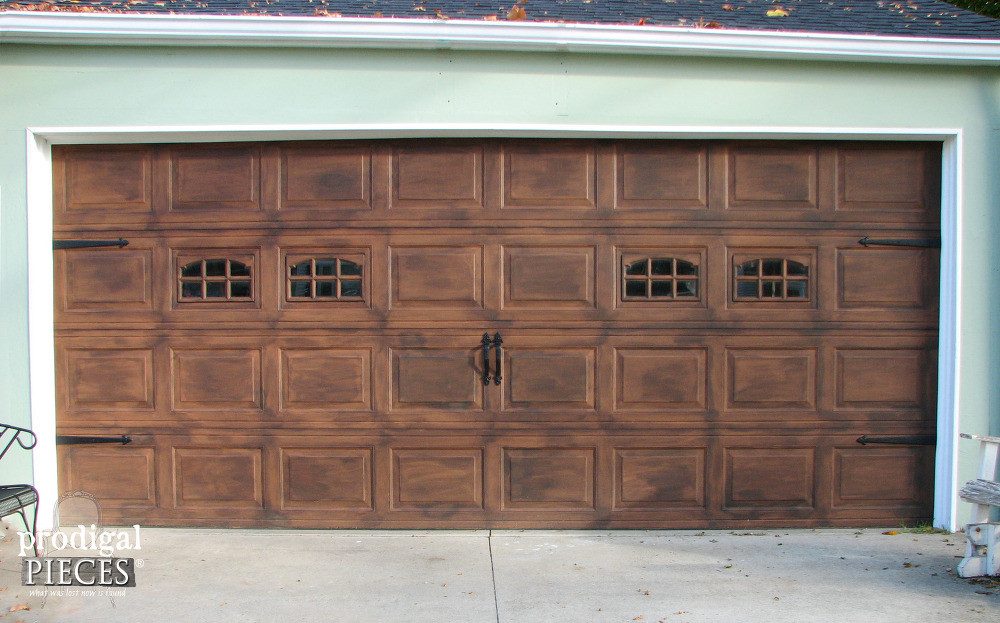 Best ideas about DIY Wood Garage Doors . Save or Pin Hometalk Now.