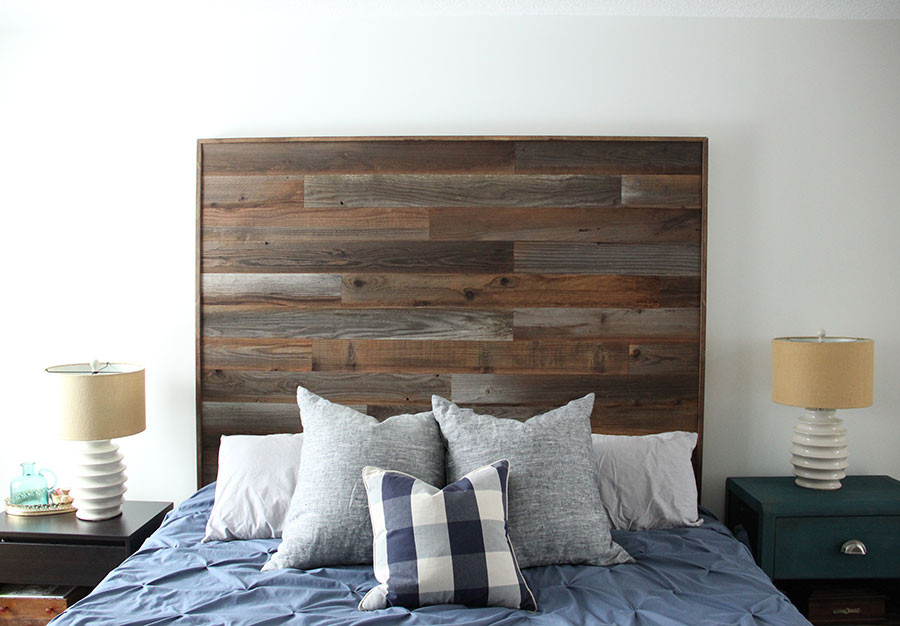 Best ideas about DIY Wood Headboard Plans . Save or Pin How to make a DIY Wooden Headboard Fresh Crush Now.