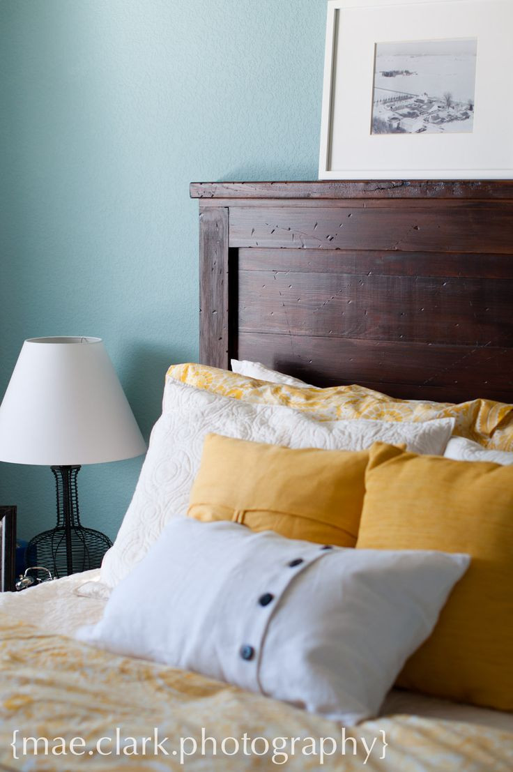 Best ideas about DIY Wood Headboard Plans . Save or Pin Homemade Wood Headboards Plans WoodWorking Projects & Plans Now.