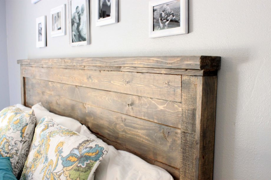 Best ideas about DIY Wood Headboard Plans . Save or Pin Ana White Now.