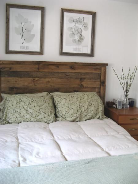 Best ideas about DIY Wood Headboard Plans . Save or Pin Rustic headboards Headboards and Rustic on Pinterest Now.